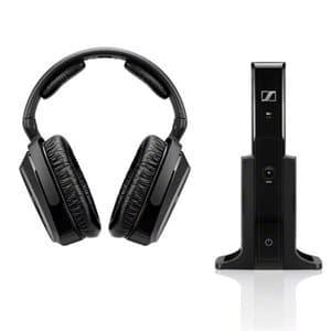 Sennheiser Rs165 Wireless Digital Headphones Add Tronique